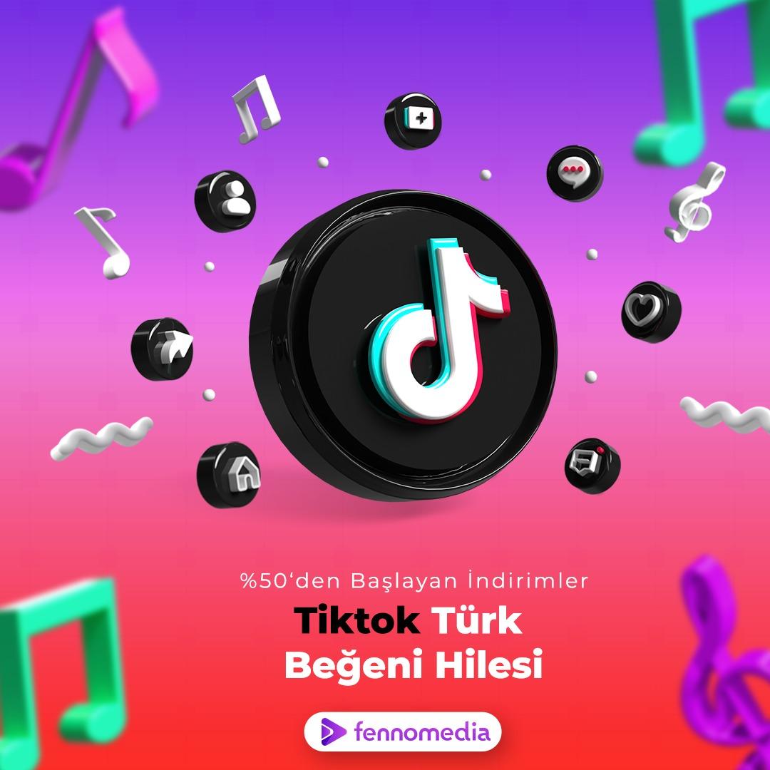 Tiktok Türk beğeni hilesi