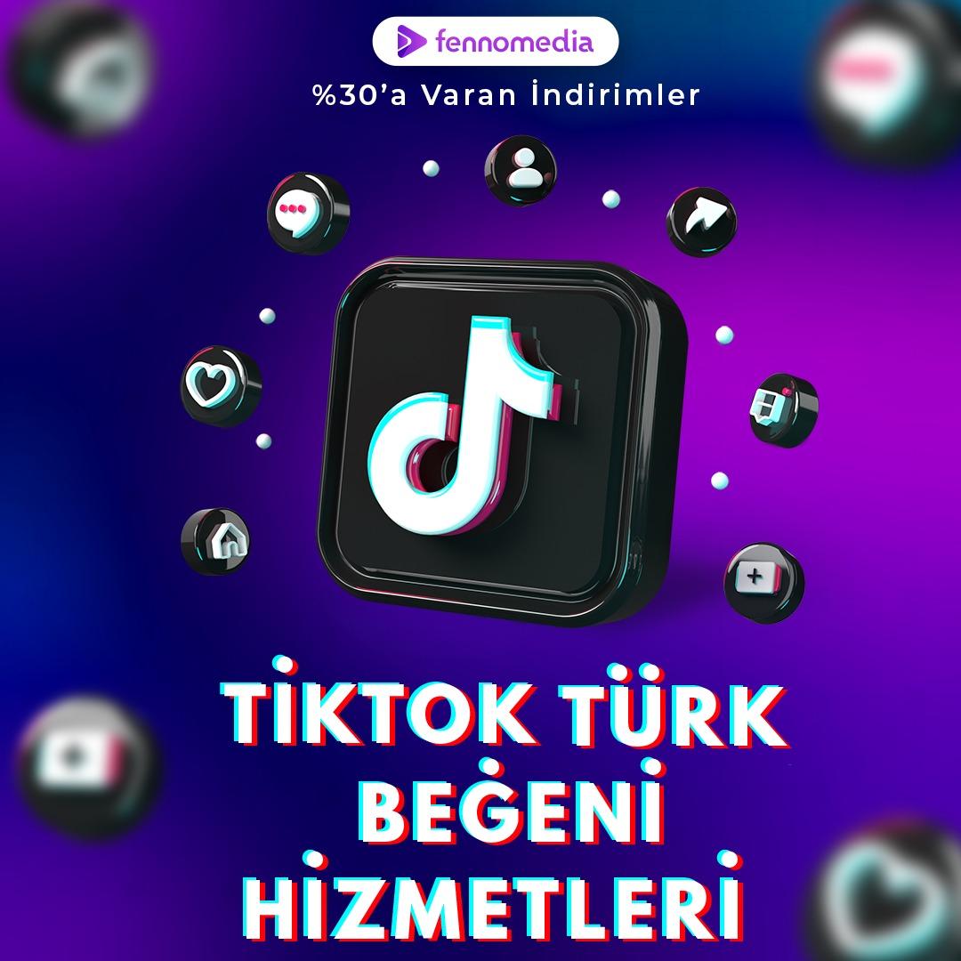 Tiktok Türk beğeni satın al