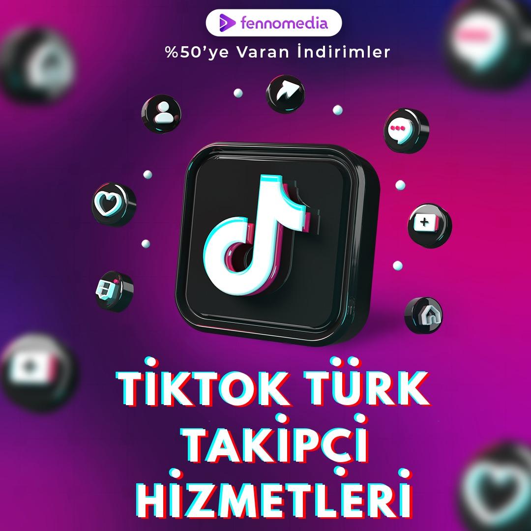 Tiktok Türk takipçi satın al