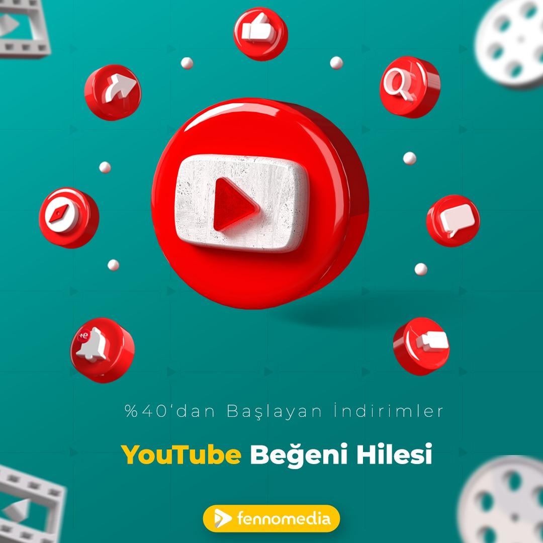 Youtube beğeni hilesi