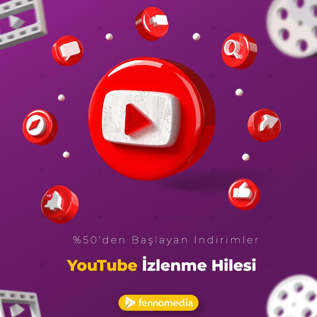 Youtube izlenme hilesi